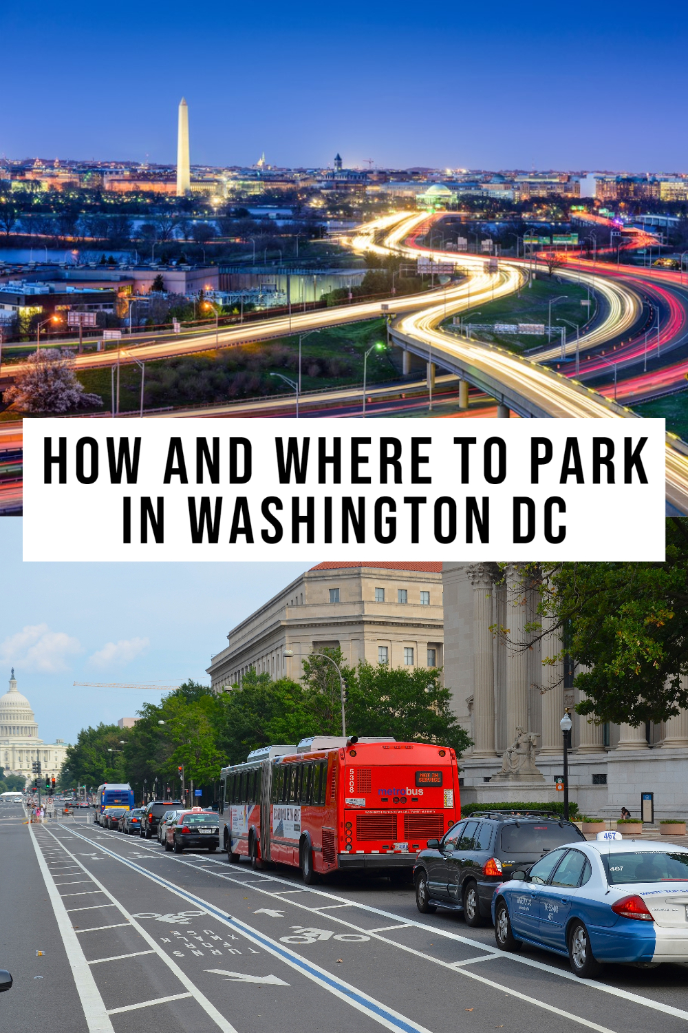 parking in dc