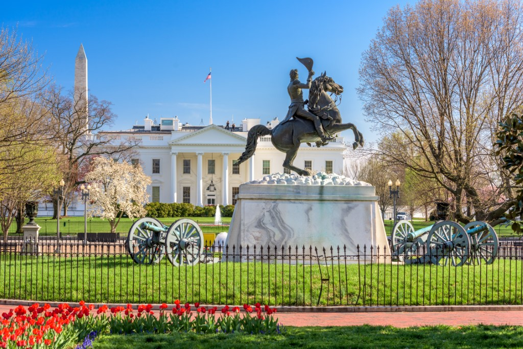walking tours of washington dc